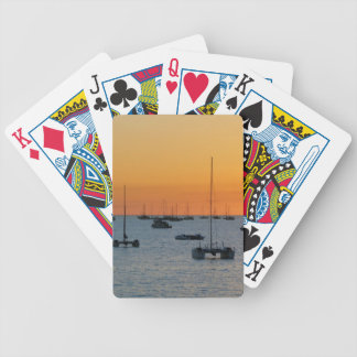 Sunset Deck Of Cards