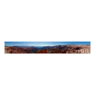 Sunset Point - Bryce Canyon National Park Poster