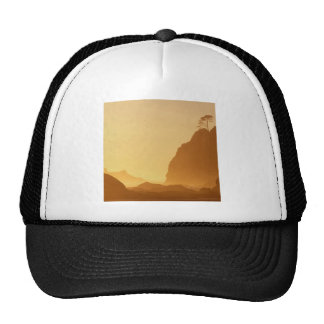 Sunset Point Of The Arches Olympic Trucker Hat