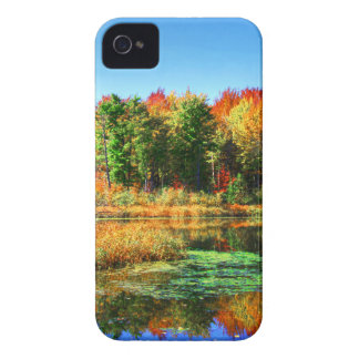 Sunset Pond iPhone 4 Covers