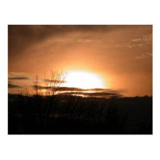 Sunset Post Cards