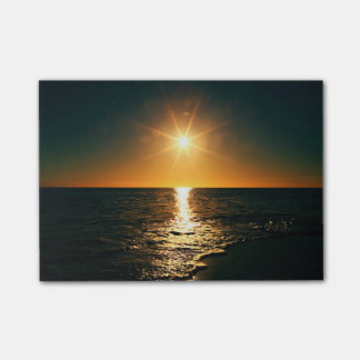 Sunset Post-it® Notes