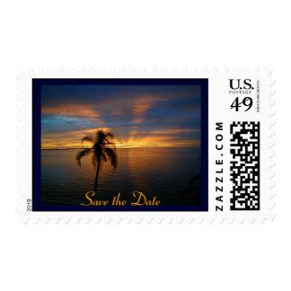 Sunset Postage
