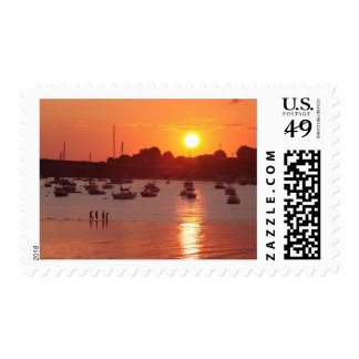 Sunset Stamps