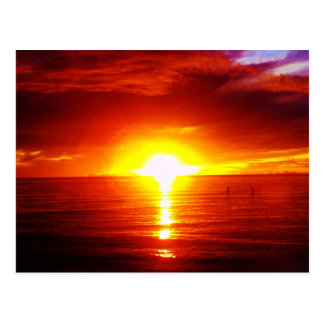 Sunset Postcards