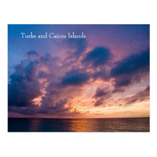 Sunset Postcard 01