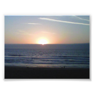 Sunset -- Poster Photograph