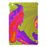 Sunset Purple Raven Modern Design By sharles iPad Mini Covers