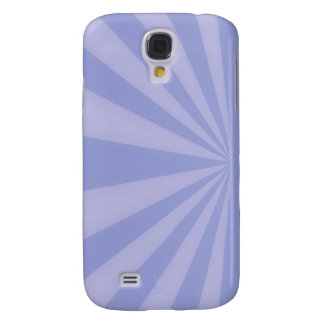 Sunset Rays Blues Samsung Galaxy S4 Case