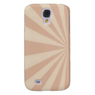 Sunset Rays Coral Samsung S4 Case