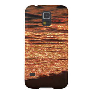 Sunset Reflected Galaxy S5 Cover