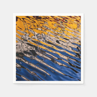 Sunset Reflections Paper Napkins