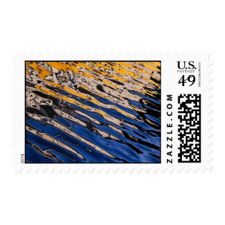 Sunset Reflections Postage Stamps
