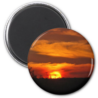 Sunset Reminder Magnet