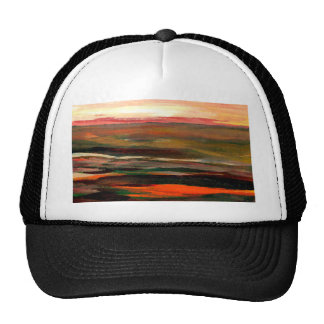 Sunset Ribbons  CricketDiane Ocean Art Trucker Hat