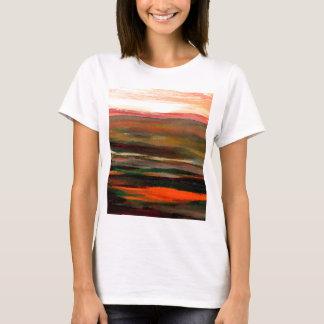 Sunset Ribbons  CricketDiane Ocean Art T-Shirt