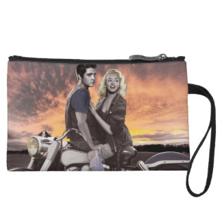 Sunset Ride 2 Wristlet Wallet