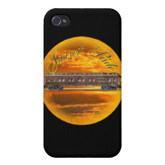 Sunset Ride Cases For iPhone 4