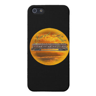 Sunset Ride iPhone SE/5/5s Case