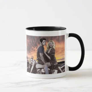Sunset Ride Mug