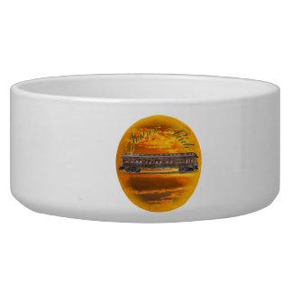 Sunset Ride Pet Bowl (2) sizes