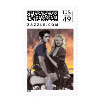 Sunset Ride Stamps