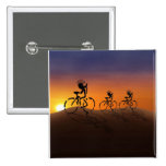 Sunset Riders Pinback Buttons