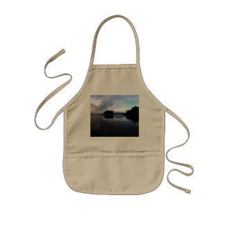 Sunset Ruby Beach in Olympic Kids' Apron