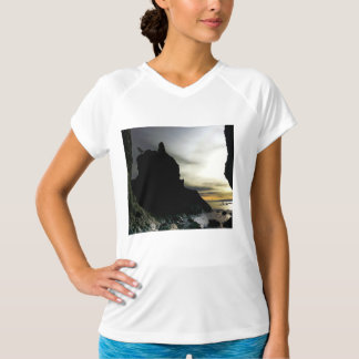 Sunset Ruby Beach in Olympic T-Shirt