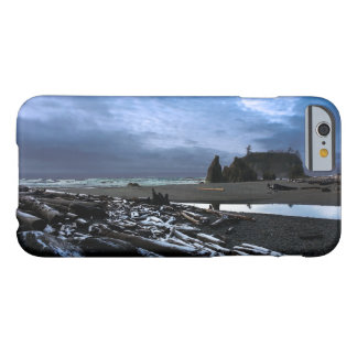Sunset Ruby Beach Olympic National Park Barely There iPhone 6 Case