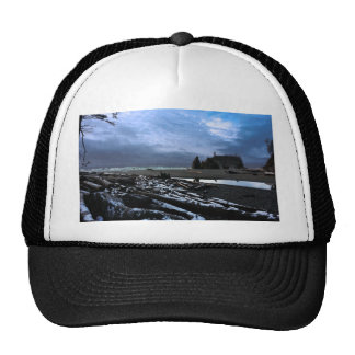 Sunset Ruby Beach Olympic National Park Trucker Hat