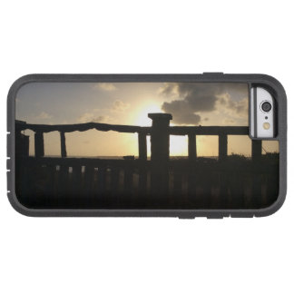 Sunset Ruins Grenada iPhone Case
