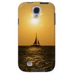 Sunset Sail Galaxy S4 Case