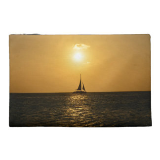 Sunset Sail Travel Accessory Bag