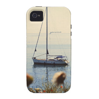 Sunset Sailing Case-Mate iPhone 4 Covers