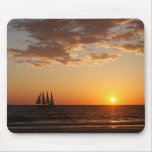 Sunset Sails Mouse Pad
