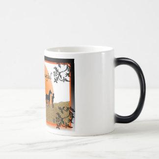 sunset Sassy Cowgirl Coffee Mug
