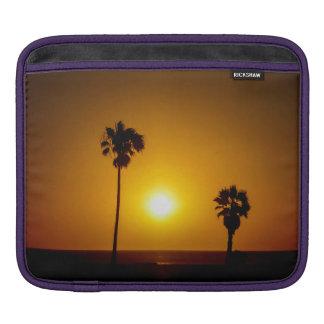 Sunset Scene iPad Sleeve