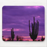 Sunset, Scottsdale, Arizona Mousepads