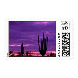 Sunset, Scottsdale, Arizona Postage
