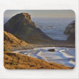Sunset, Sea Stacks, Sisters, Oregon Coast Mouse Pad