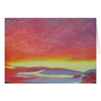 Sunset Series - Winter 08-09 #11 Cards