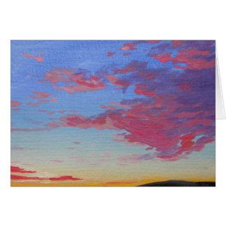 Sunset Series - Winter 08-09 #12 Card