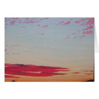 Sunset Series - Winter 08-09 #4 Cards