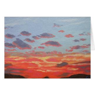 Sunset Series - Winter 08-09 #7 Card