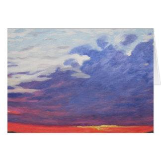 Sunset Series - Winter 08-09 #9 Card