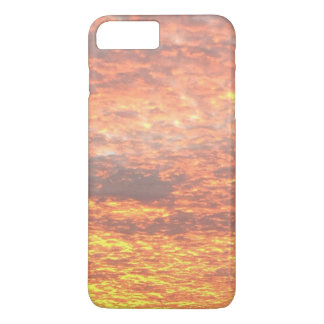Sunset shimmer on the clouds phone case. iPhone 7 plus case