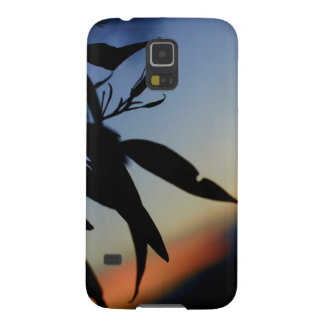 Sunset Silouette Galaxy S5 Case