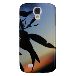 Sunset Silouette Samsung Galaxy S4 Covers