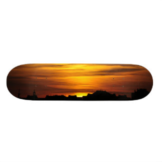Sunset Skateboard Decks